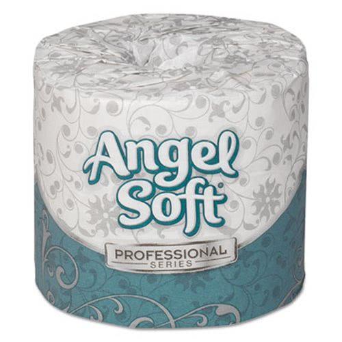 angel soft standard 2 ply toilet paper 80 rolls gpc16880