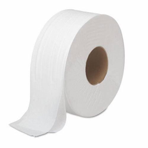 Boardwalk Jumbo Jr 2 Ply Toilet Paper Rolls 12 BWK 6100