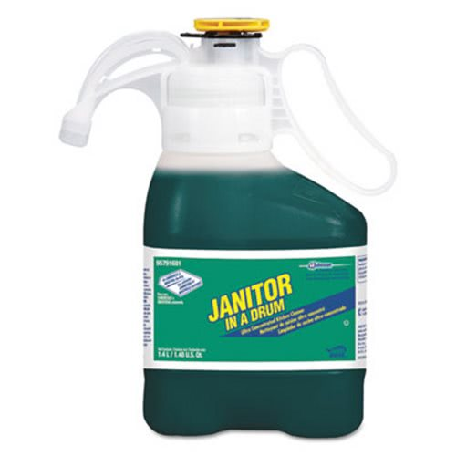 Janitor In A Drum Concentrated Kitchen Cleaner, 2 Bottles (DVO95791681)