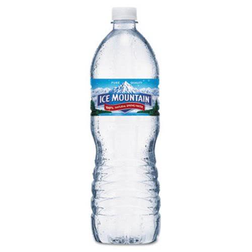 Ice Mountain Water 15 Bottles Wholesale Ice Mountain
