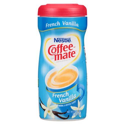 how to make powdered vanilla coffee creamer
