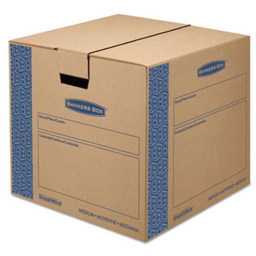 Bankers box smoothmove moving storage box extra strength for Bat box obi
