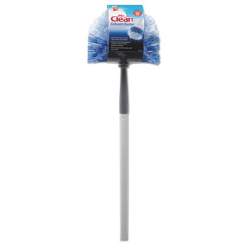 """Boardwalk Lambswool Extendable Duster Plastic Handle Extends 35/"""" to 48/"""" Assorted"""
