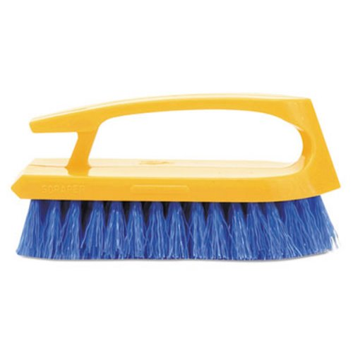 Scrub Brush With Handle Rubbermaid Cleaning Brush