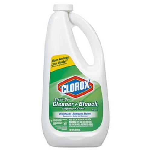 Clorox Clean-up Bleach Cleaner Refill Bottle CLO01240