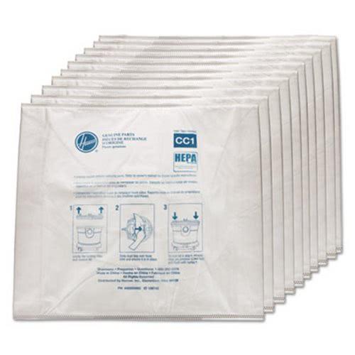 White Hoover Cu2 Standard Commercial Bag ah10143