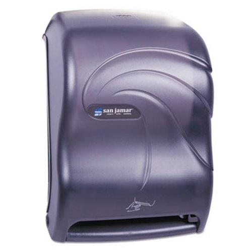 san jamar smart system touchless paper towel dispenser sjmt1490tbk - Paper Towel Dispenser