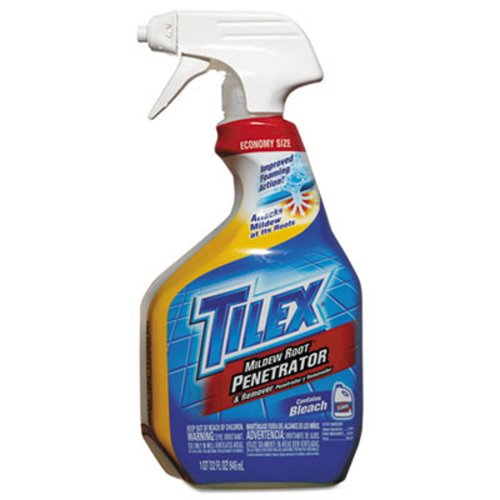 Tilex Mildew Root Penetrator U0026 Remover, 9 Spray Bottles (CLO 00263)