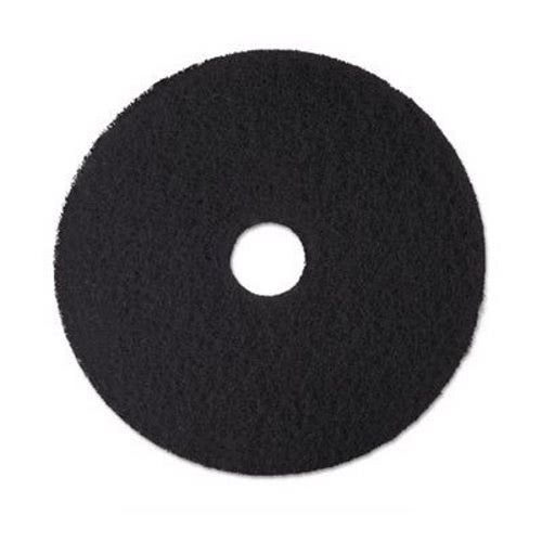 3m High Productivity Black Stripping Pad 7300 21 Quot 5 Pads
