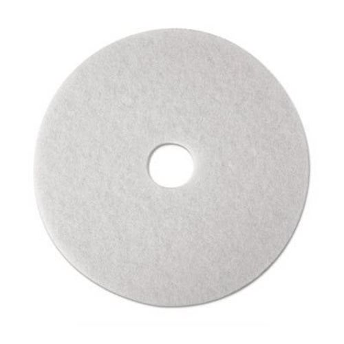 18 Quot 3m White Super Polishing Pads Low Speed Floor Buffing