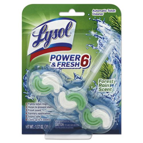 Lysol Brand Power Amp Fresh 6 Automatic Toilet Bowl Cleaner