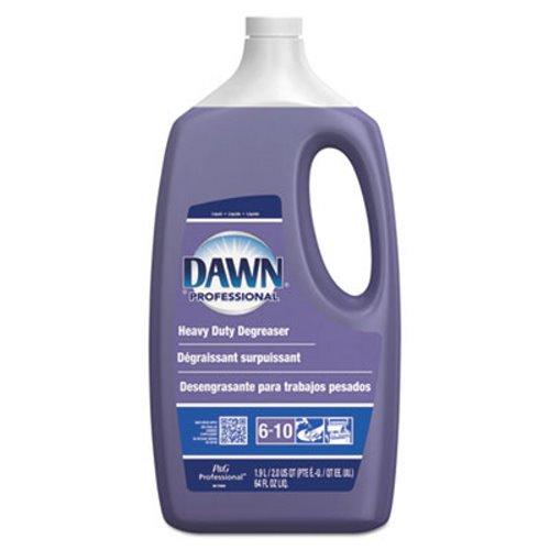 Heavy Duty Degreaser >> Dawn Professional Heavy Duty Degreaser 5 Bottles Pgc 04853