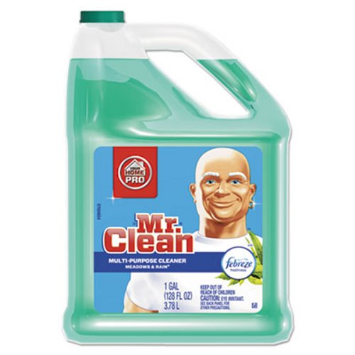 Mr Clean Multi Purpose Cleaning Solution 1 Gallon Pgc23124