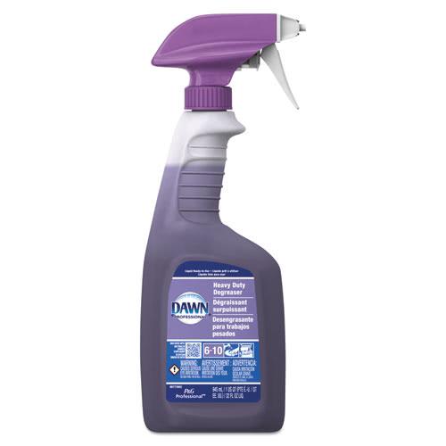 Dawn 04854 Heavy Duty Degreaser  6 Trigger Spray Bottles  PGC04854. Dawn 04854 Heavy Duty Degreaser Spray  6 Bottles PGC04854
