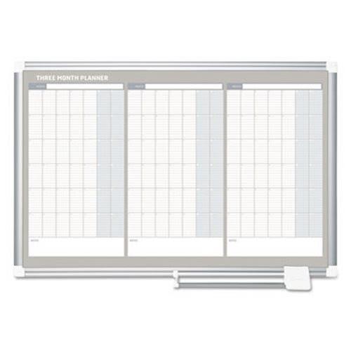 Mastervision Magnetic Dry Erase Calendar Board Bvcga03204830