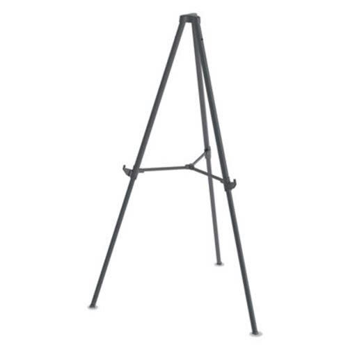 mastervision quantum heavy duty display easel bvcflx11404