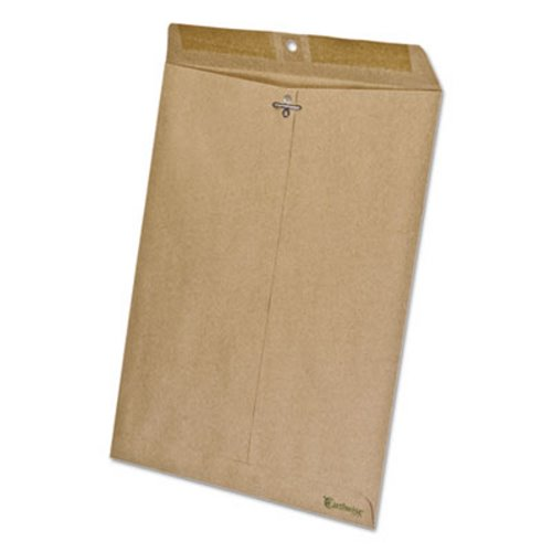ampad envirotech 60lb gummed flap envelope side seam 10x13