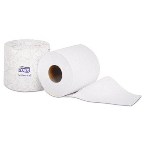 Tork Standard 1-Ply Toilet Paper, 96 Rolls SCATS1636S