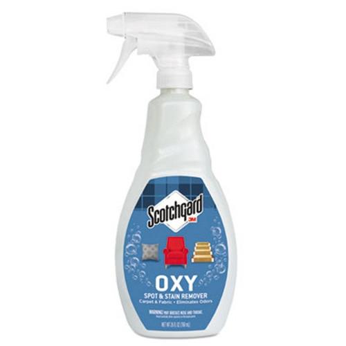 oxy carpet cleaner u0026 fabric spot u0026 stain remover 26oz spray bottle mmm1026c