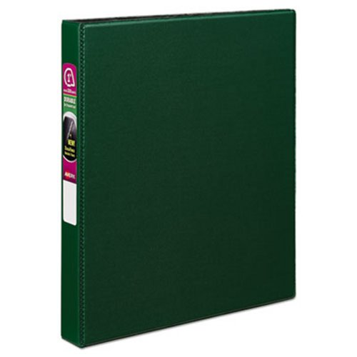 avery durable ez turn ring reference binder for 11 x 8 1 2 1