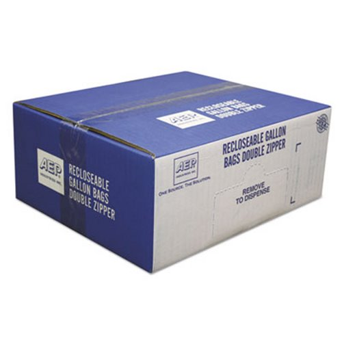 1 Gallon Clear Plastic Storage Bags 10.5x11 1.75mil 250 Bags (WBIZIP1GS250)  sc 1 st  Clean It Supply & Handi-Bag Resealable Clear Plastic Storage Bags 1 gal 1.75 mil ...