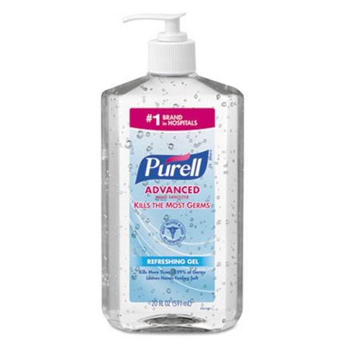 Buy Purell Advanced Hand Sanitizer Gel 60ml Online Lulu