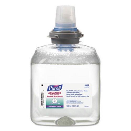 Scott Control Super Moisturizing Foam Hand Sanitizer