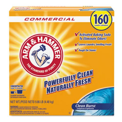 Arm Amp Hammer Laundry Detergent Powder 3 Boxes Cdc3320000109