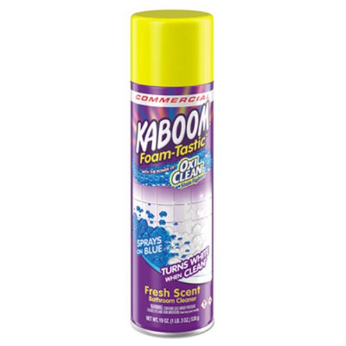 Kaboom Foamtastic Bathroom Cleaner Fresh Scent Oz Spray Can - Bathroom scent spray