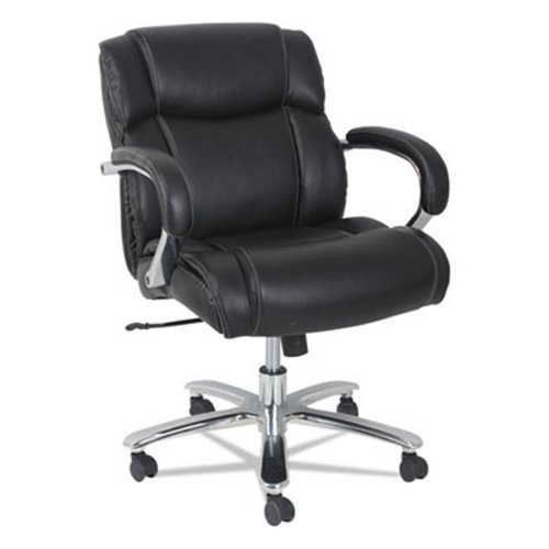 alera maxxis series big and tall leather chair alems4619