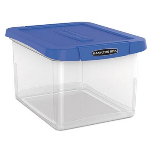 Bankers Box Heavy Duty Plastic File Storage FEL0086301