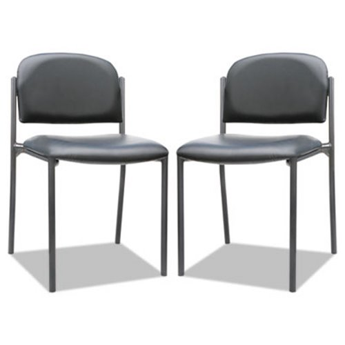 alera sorrento series stacking guest chair alest6716