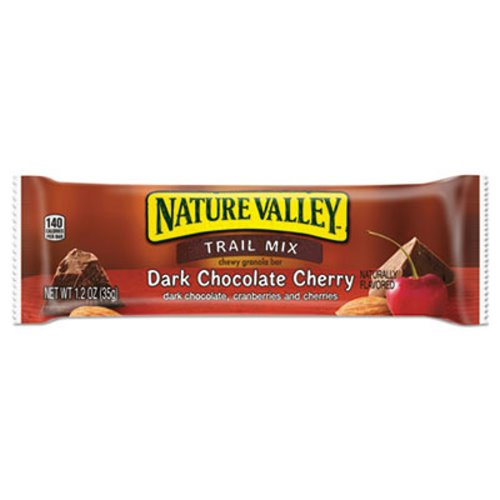 Nature Valley Energy Bars Cherry Dark Chocolate