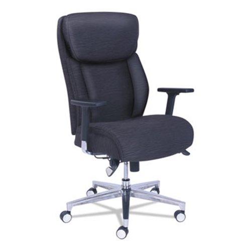 La Z Boy Commercial 2000 Series Ergonomic Task Chair, Black (LZB48959)