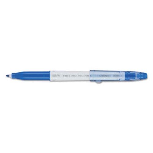 Pilot Frixion Colors Erasable Marker Pens Bullet Tip Blue 1 Dozen Pil41411