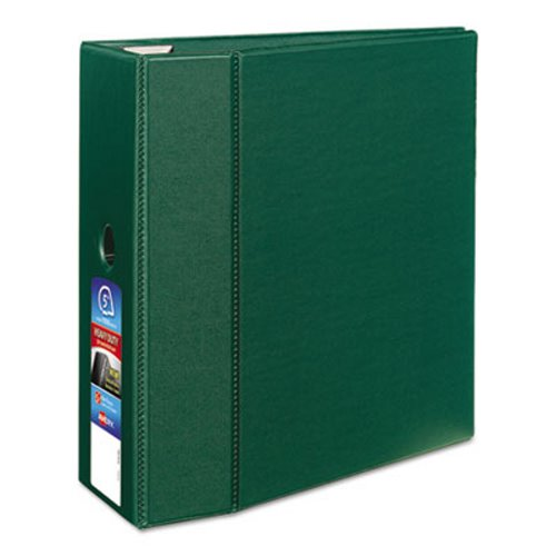 avery heavy duty vinyl ezd reference binder with finger hole 5