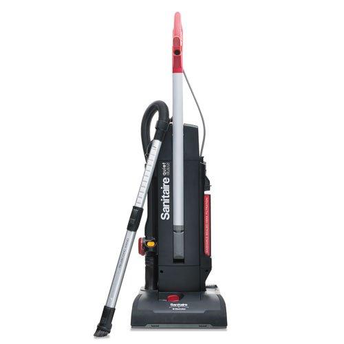 Sanitaire Quiet Clean 2 Motor Upright Vacuum Cleaner, Red (EURSC9180B)