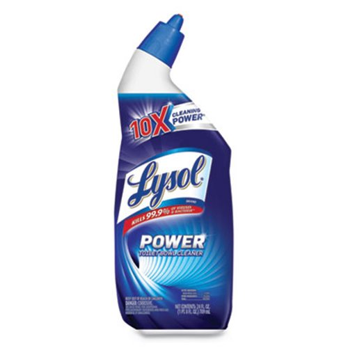 Lysol Toilet Bowl Cleaner 24 Oz Bottle Rac02522