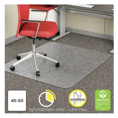 Deflecto Economat Chair Mat 45 X 53