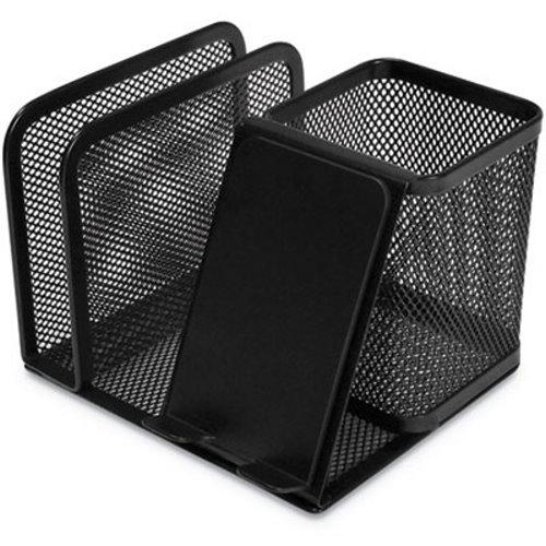 universal mesh desk organizer black unv20002 rh cleanitsupply com mesh desk organizer all in one mesh desk organizer with sliding drawer