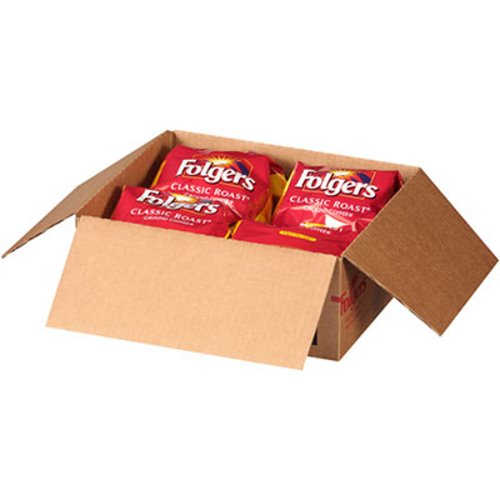 Folgers Coffee Filter Packs 0 9 Oz 40 Filter Packs Fol06239
