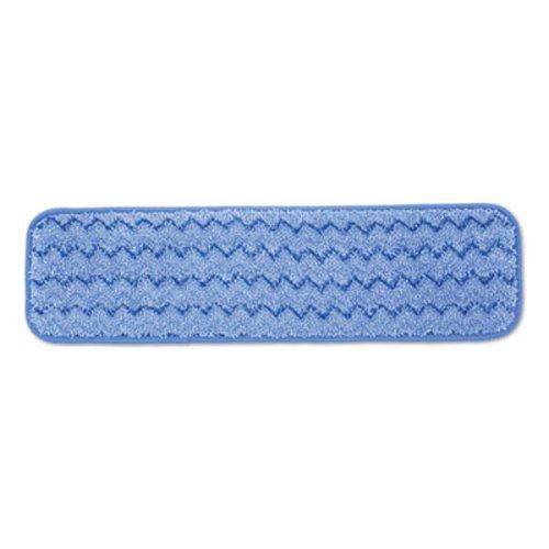 Rubbermaid Q410 18 Quot Microfiber Wet Mop Pads Blue Rcpq41000blu