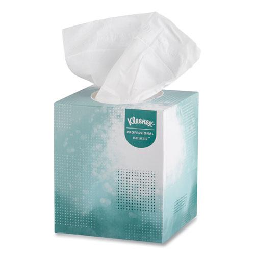 Pack of 2 White Kleenex Extra Large Tissues