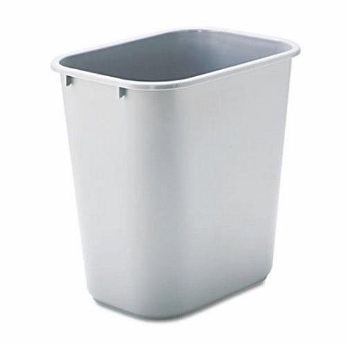 Rubbermaid 2956 Medium Trash Can 7 Gallon Wastebasket