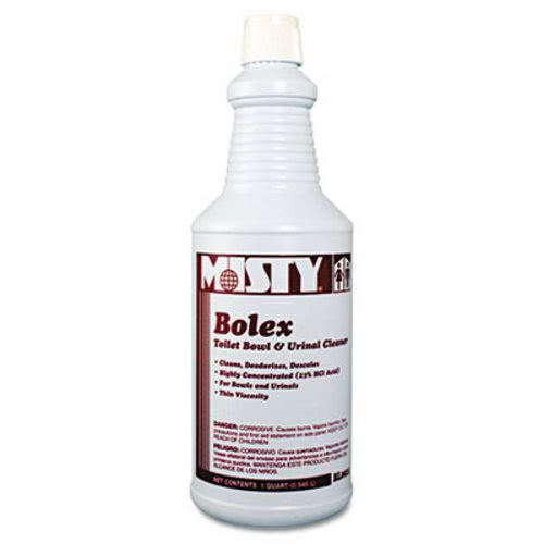 Misty Bolex R925 Toilet Bowl Cleaner 12 Quarts Amr R925 12