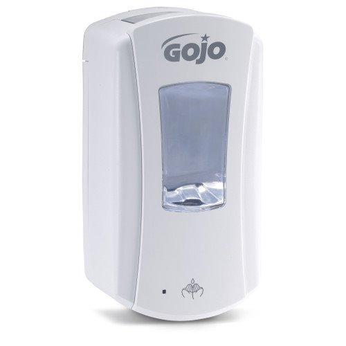 Gojo Ltx 12 Foam Soap Dispenser 1200ml White Goj198004