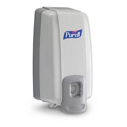 Purell NXT Space Saver 1000 mL Hand Sanitizer Dispenser, White (GOJ212006)