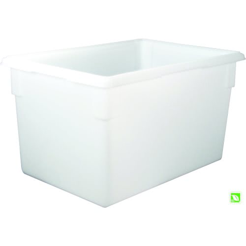 rubbermaid foodtote box 215 gallons white rcp whi