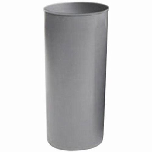 rubbermaid rigid liner for 15 gallon trash containers gray rcp gra - Rubbermaid Garbage Cans