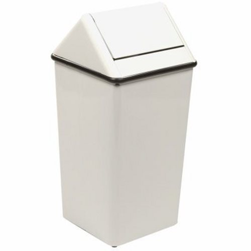 Witt 13 Gallon Swingtop Kitchen Trash Can 1311htal Cans
